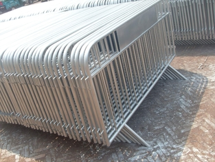 Aluminium Alloy Crowd Control Barriers For Pedestrian Control also available steel crowd control barriers supplier