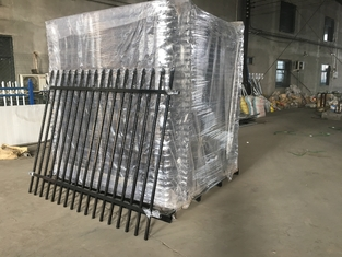 China Garrison Security Fence Panels For Sale 1800mm x 2400mm supplier