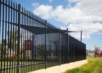 China Garrison Security Fencing protect Your Property supplier