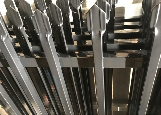 Tubular Security Hercules Fencing Panels supplier