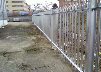 W Palisade Fence supplier