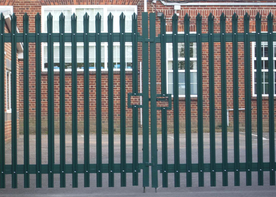 Palisade Fencing Vehicle Gates supplier