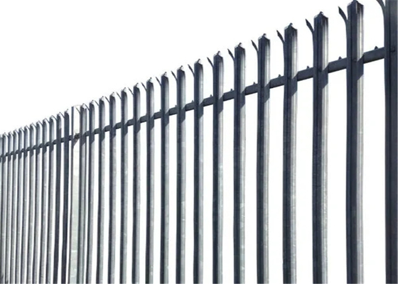 D pale Palisade Fencing
