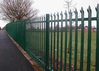 High Security Palisade Fencing supplier