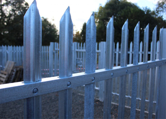 Garden Fence Palisade fence supplier