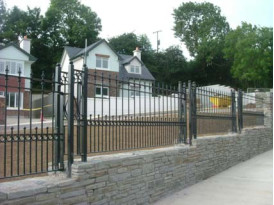 Architectural Fencing supplier