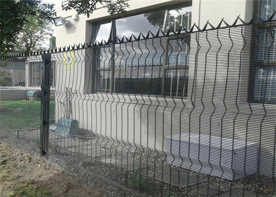 358 High Security Wire Fence 1800mm x 2515mm