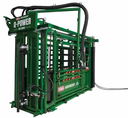 Hydraulic Cattle Chute supplier