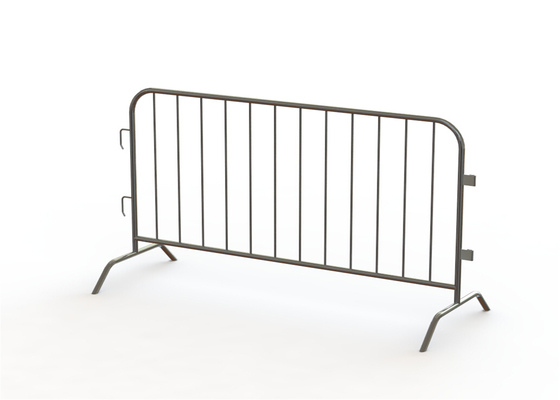 "42"" height /1050mm Public event crowd control barriers US standard 8ft /96"" width crowd control barriers"