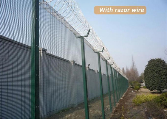 358 High Security Wire Fencing Panels supplier