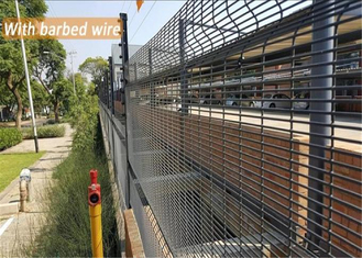 Anti Climb Wire Mesh Security 358 Wire Mesh