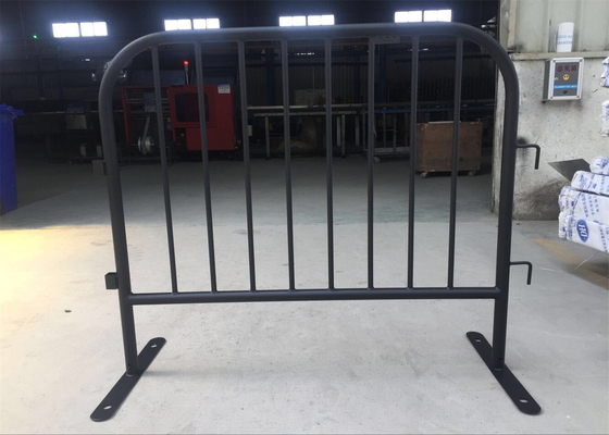 Australia Standard Crowd Control Barriers 25mm tubing for concert