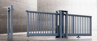 Garrison Fencing Sliding Gates /Tubular Steel Sliding Gates