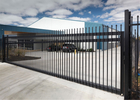 China Steel Colorbond fencing Available in Difference of Color Of Fencing Materials factory
