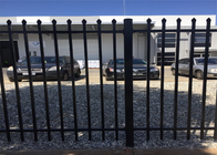 China Tubular Fence made in China High Quality Steel 2100mm x 2400mm Paling Fencing For Fence factory