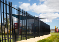 Garrison Sliding gates ,Pedestrian Gates 1500mm x 2000mm ,2100mm x 6000mm INTERPON powder coated