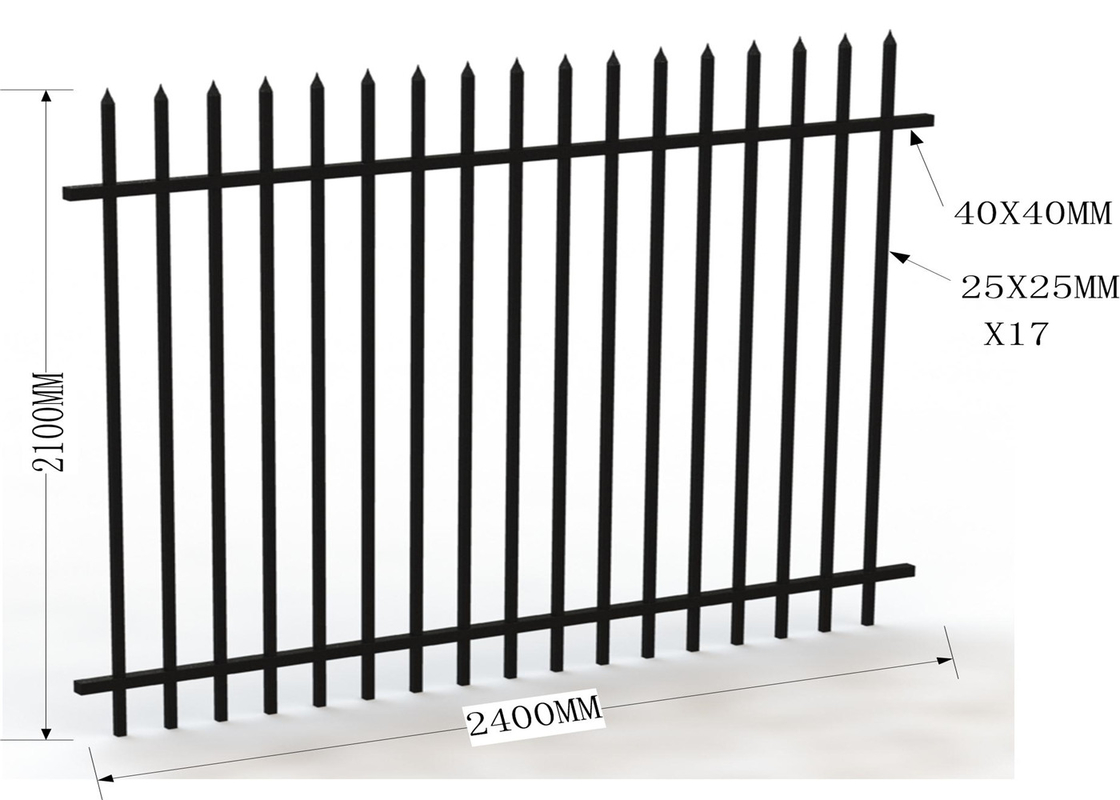 security fencing for sale Hercules Security Fencing
