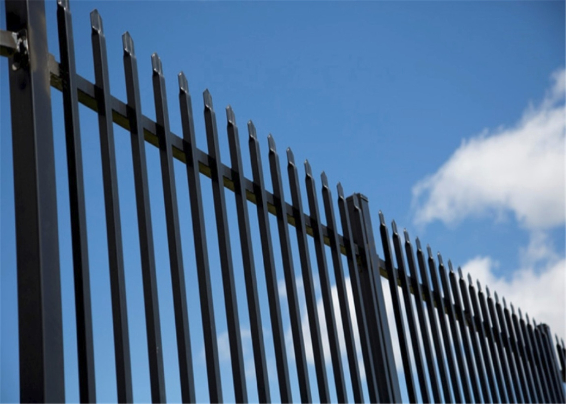 1800mm height garrison security  fencing manufactuers