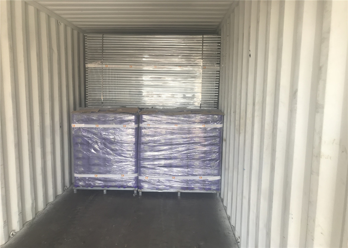 Construction Site Temporary Fencing Panels Fremental Manufactuer Deliever Container From China