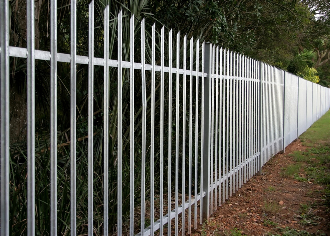 Steel Palisade Fencing Panels supplier