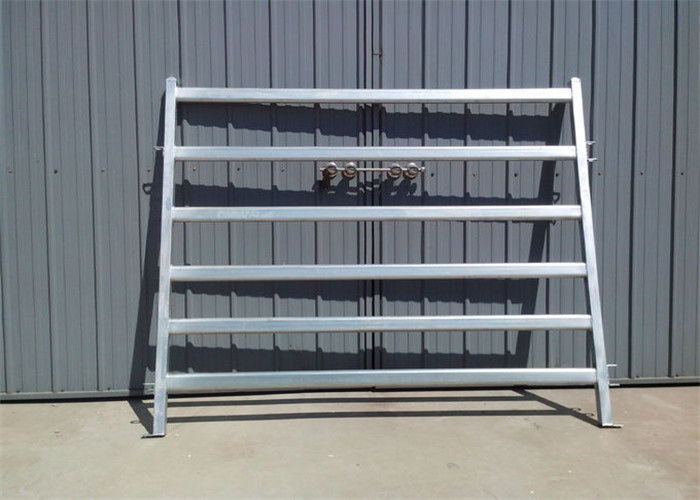 Heavy Duty Galvanized Cattle Yard Horse Fence Panel livestock panels