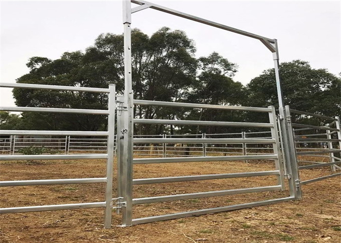 1.8*2.1m Galvanized livestock Cattle panels