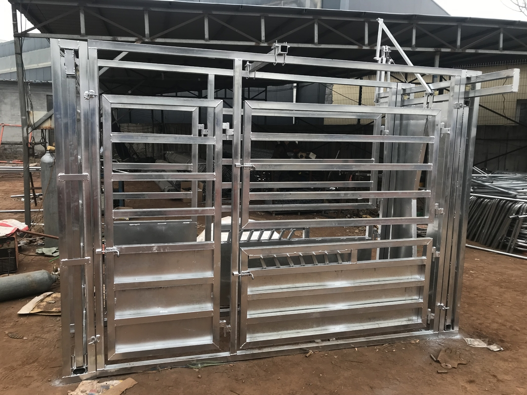 Galvanized steel Sheep Panel
