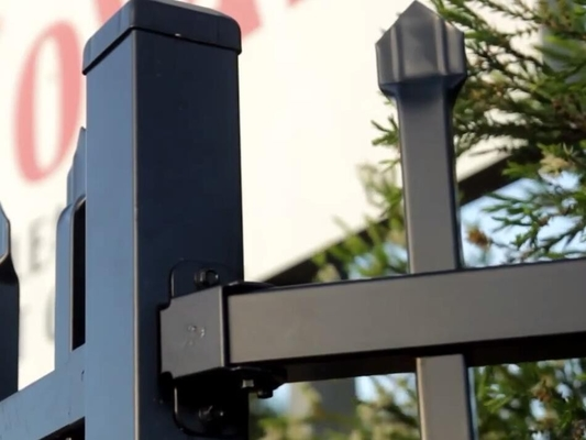 China Wide Security Fences - Spear Top distributor