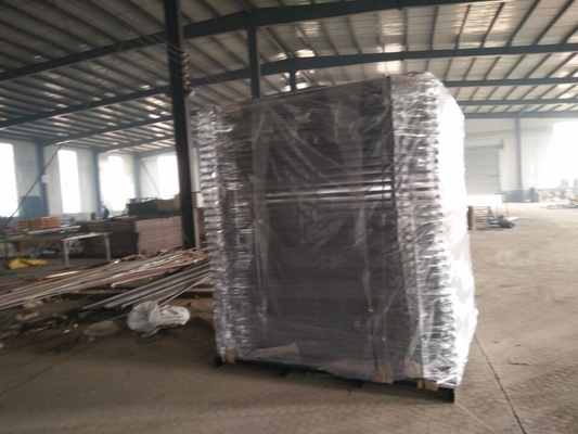 China Tubular Fence for the Tree protection garrison fence panels for sale china distributor
