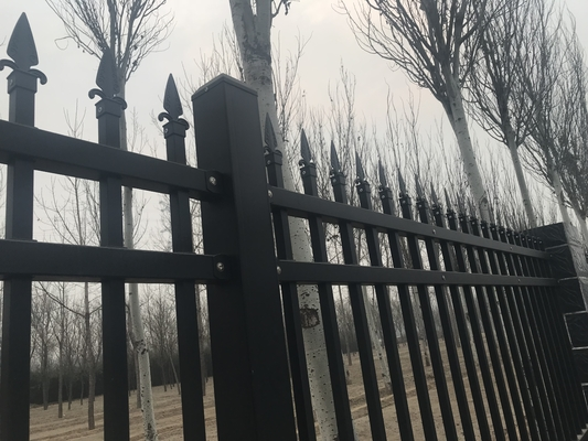 Good Quality Garrison fence & Tubular Steel Fence Panels ,Hercules Fence ,Diplomat Fence 2100mm*2400mm on sale