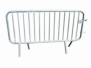 China Steel Crowd Control Barriers Manufacturers, Customized Crowd Control Barriers For Australia Market