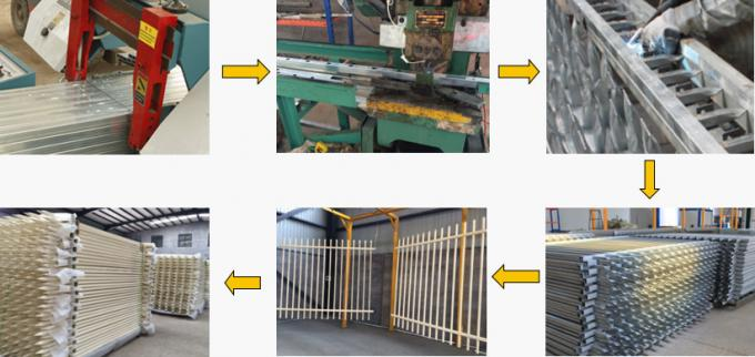 Garrison fence/fence holder/galvanized fence t post wholesale(ISO9001:2008 &CE professional manufacturer)