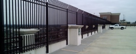 Security Ornamental Fence