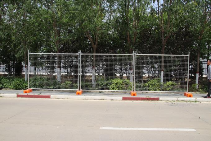 6ft Heavy Duty Temporary Building Event Fence Panels For Sale