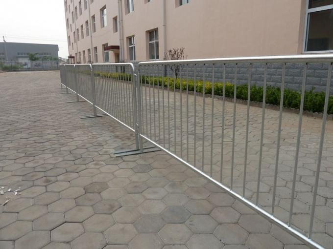 Manufacturer Removable Galvanized Crowd Control Barrier