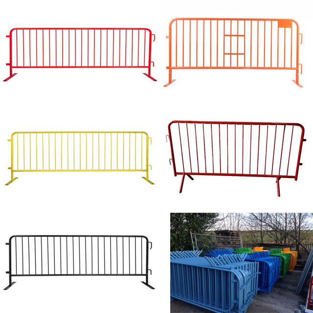 Cheap temporary barricade mobile security traffic barrier.jpg