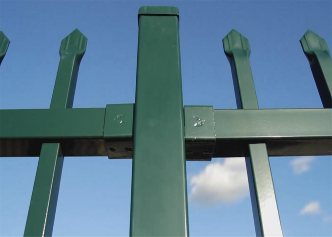 High Quality Steel Fencing Panels and Gates