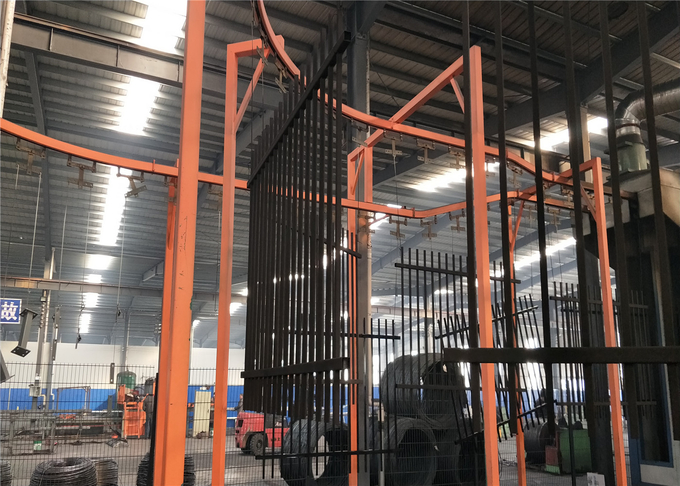 Warehouse 2100mm High X 2400mm Wide 2 rails*40X40X2.0 upright	25X25X1.6